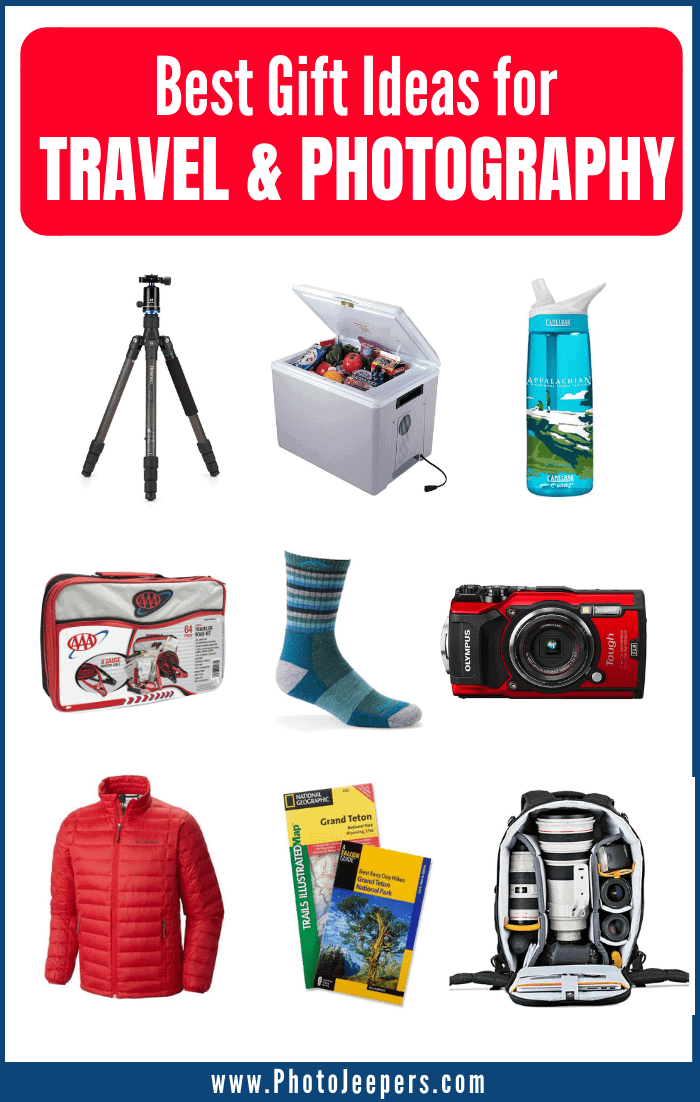Best Gift Ideas for Travel & Photography