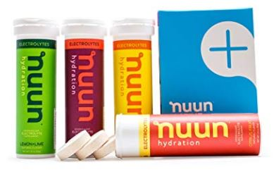 Hiking Gift Idea: Nuun tablets