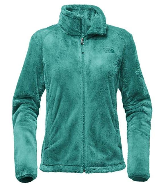 Hiking Gift Idea: fleece jacket