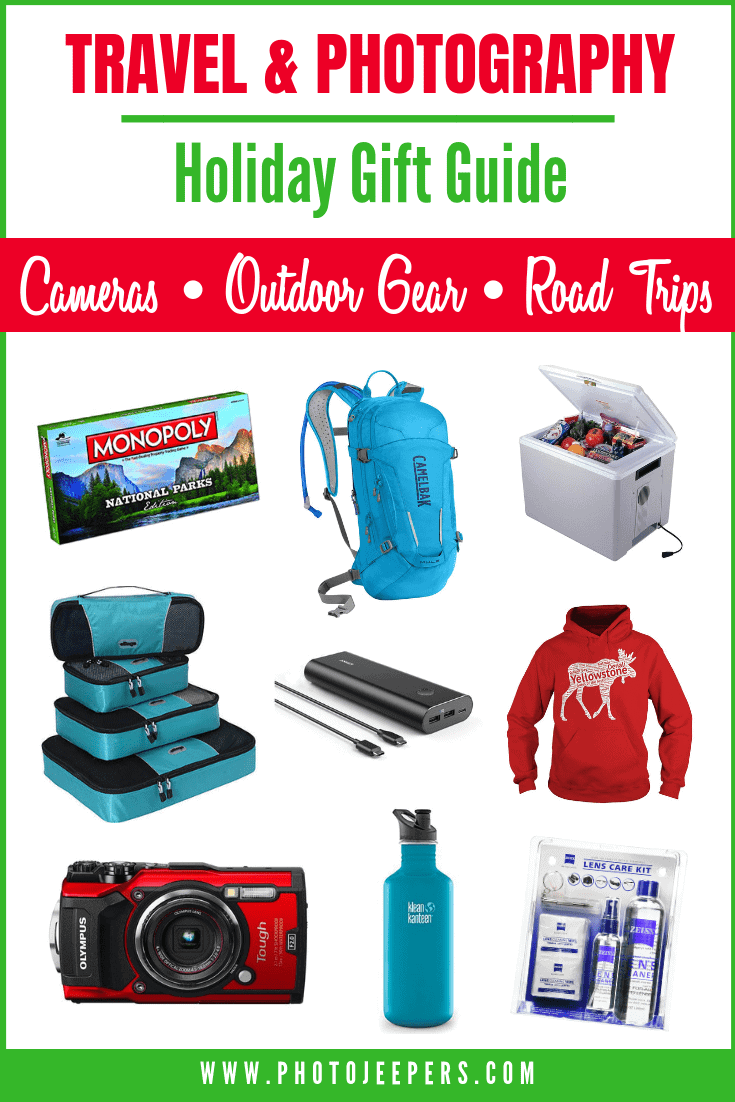 Travel & Photography: Holiday Gift Guide
