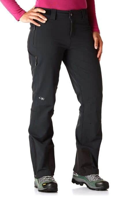 soft shell winter pants