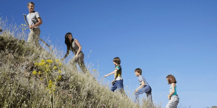 Orange County Hikes for Kids in Southern California