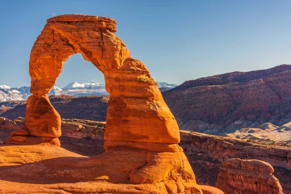 Photographing Delicate Arch is one of the highlights of any trip to Arches National Park.