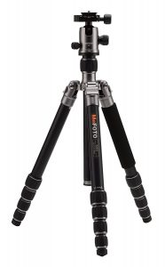Camera gear for travel photography - MeFoto Globetrotter Tripod