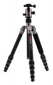 Camera gear for travel photography - MeFoto Globetrotter Tripod