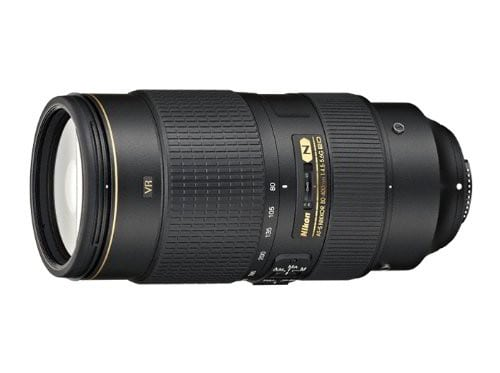Camera Gear for Travel Photography - Nikon 80-400 mm lens