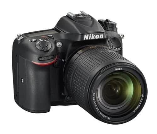 Camera Gear for Travel Photography - Nikon D7200 camera