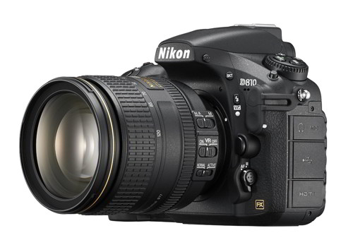 Camera Gear for Travel Photography - Nikon D810 camera