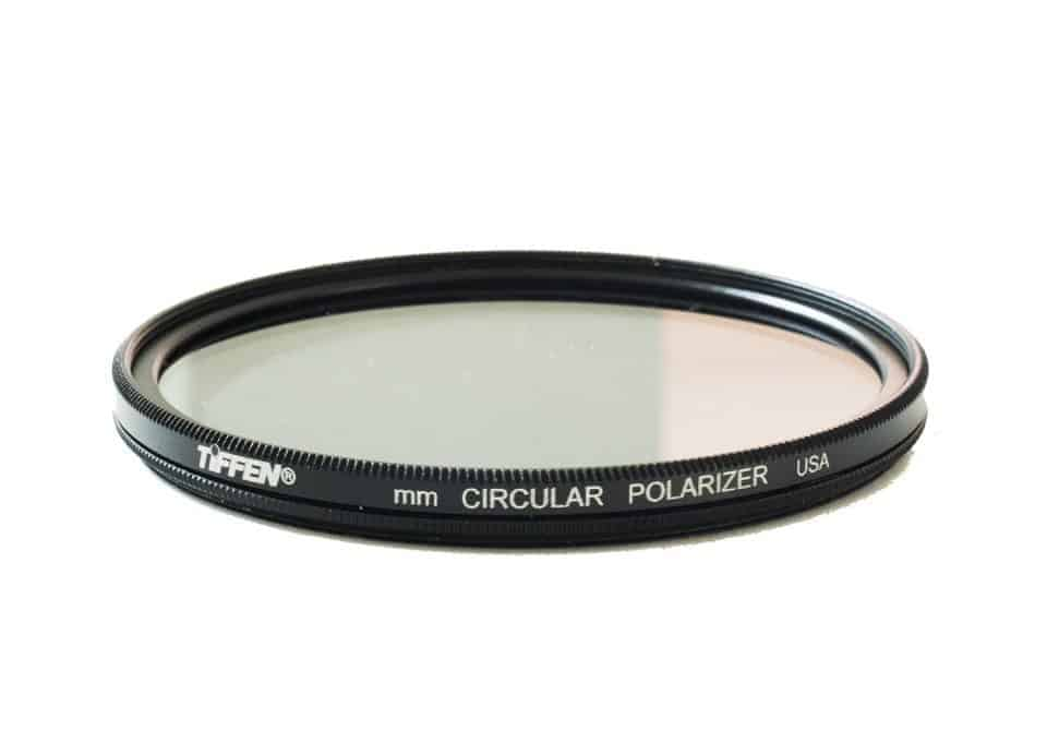 Camera gear for travel photography - circular polarizer filter