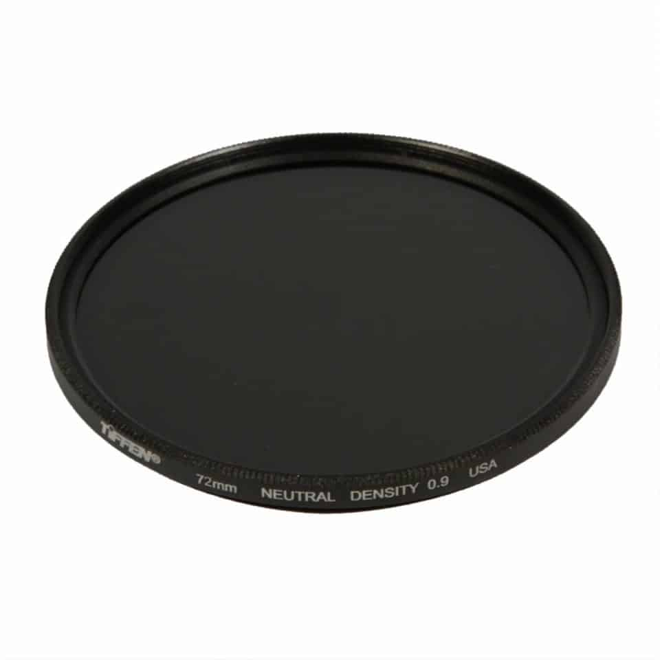 Camera gear for travel photography - neutral density filter