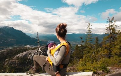 Breastfeeding Tips For Traveling With a Baby