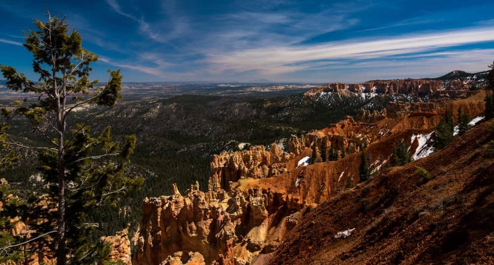 Bryce Canyon National Park Agua Canyon - view and photo spot