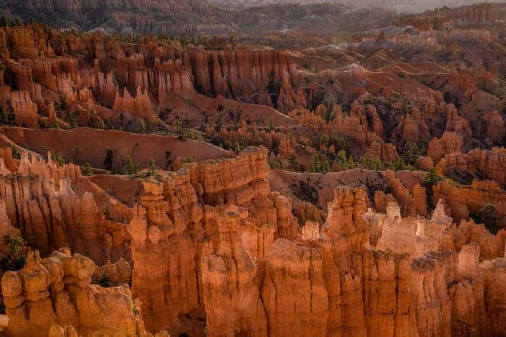 Bryce Canyon National Park Sunset Point - view and photo spot