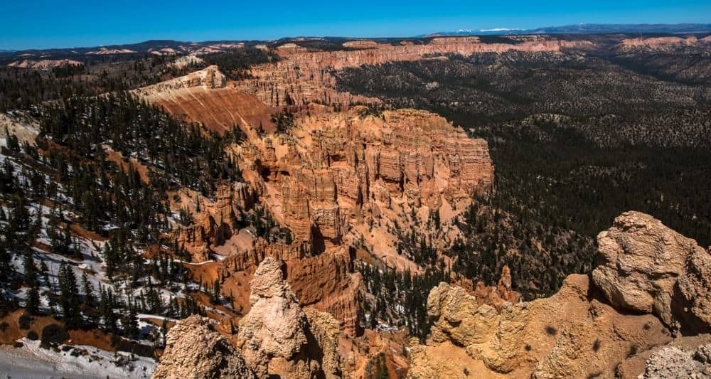 Bryce Canyon National Park Rainbow Point