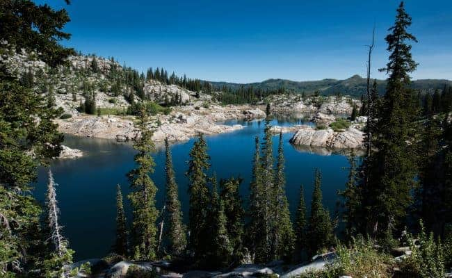 Lake Mary, Big Cottonwood Canyon, Utah
