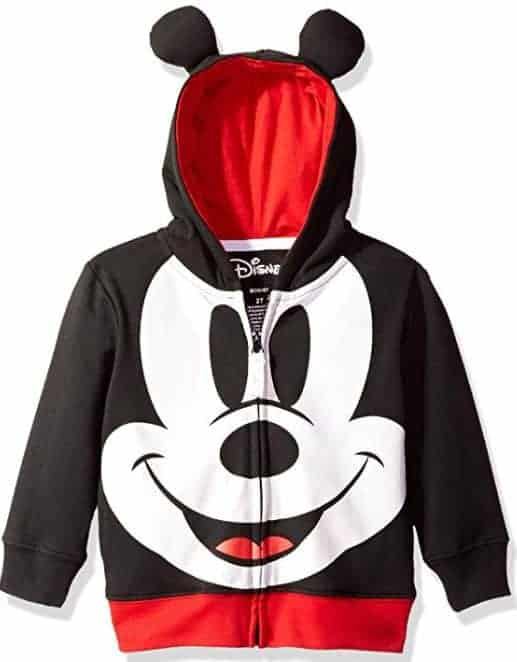 Mickey Mouse jacket for kids