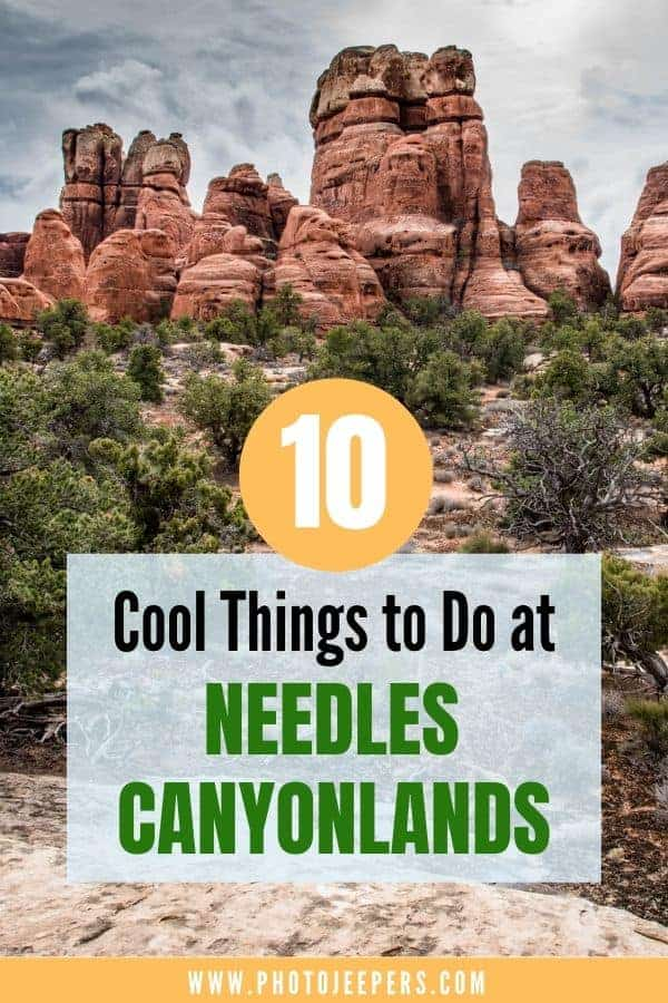 10 Cool Things to Do in Needles Canyonlands, Utah