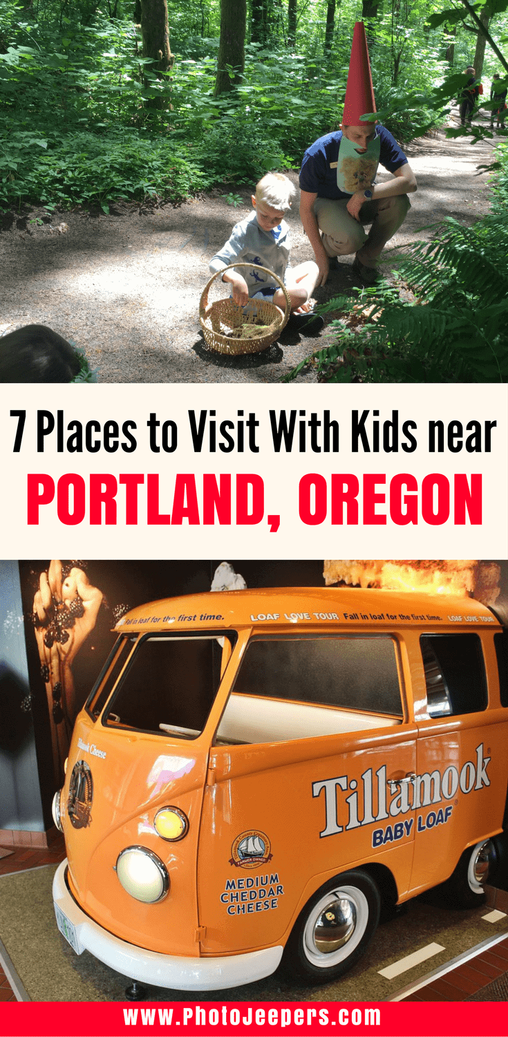 Check out 7 places to visit in Oregon, USA that provide fun, educational, and unique experiences for kids, as well as adults. We will share our favorite things to do with kids in Portland, Oregon and along Highway 6 towards the Oregon Coast. These kid friendly activities near Portland, Oregon will be fun for the whole family. Make sure you check out these 7 fun road trip stop son Highway 6 to make your next Oregon vacation unforgettable. Don't forget to save this kid friendly Oregon travel guide to your travel board so you can find it later!