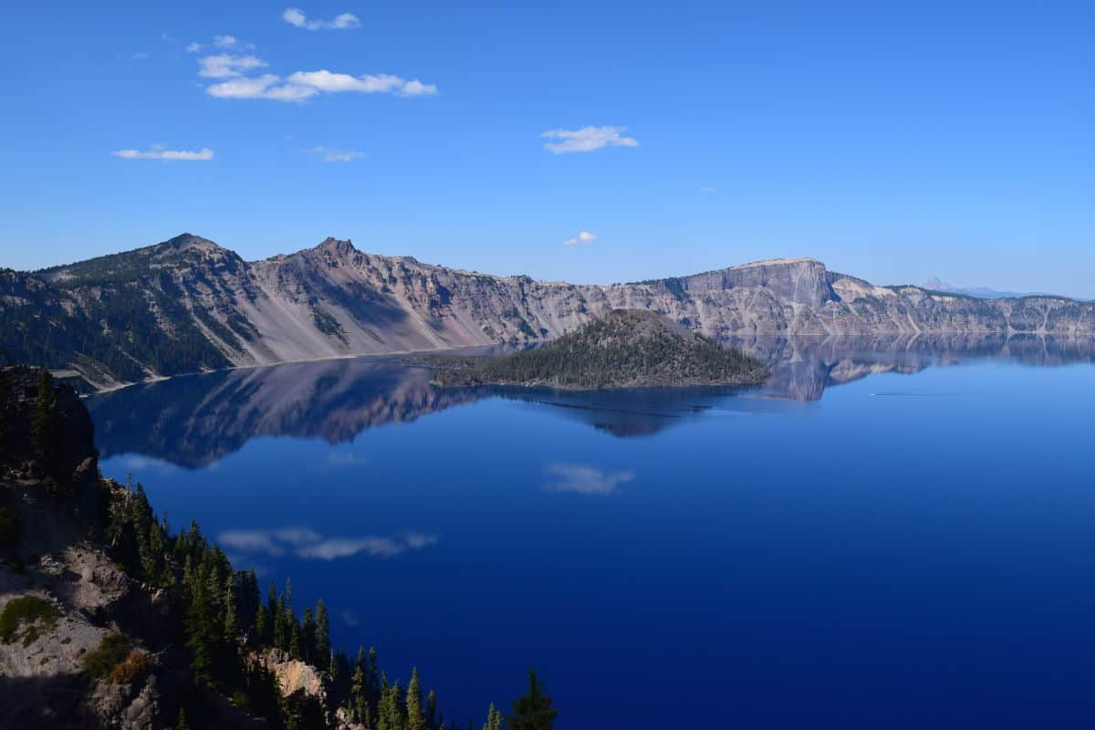 Add Crater Lake to your list of things to do in Oregon with kids.