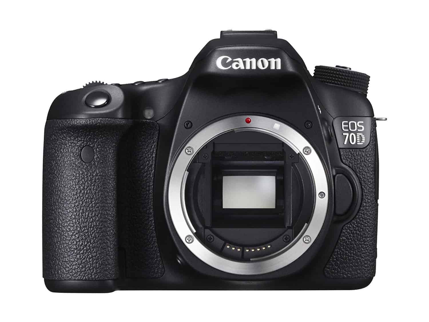Canon EOS 70D Travel Camera
