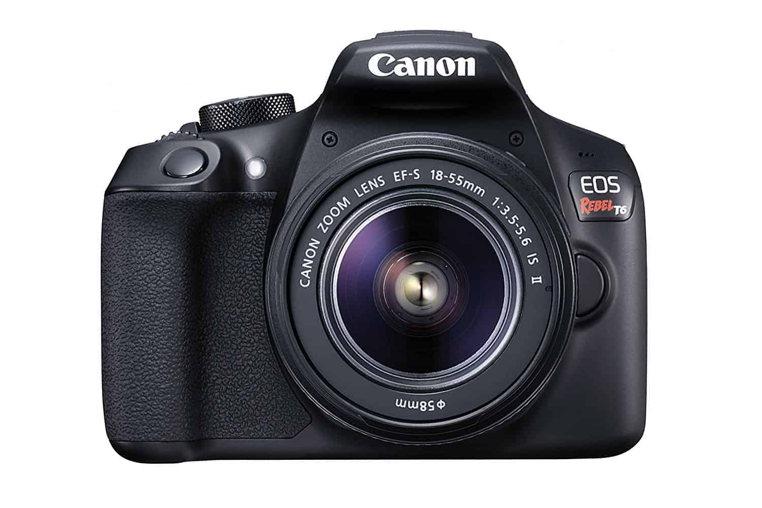 Canon EOS Rebel T6 Travel Camera
