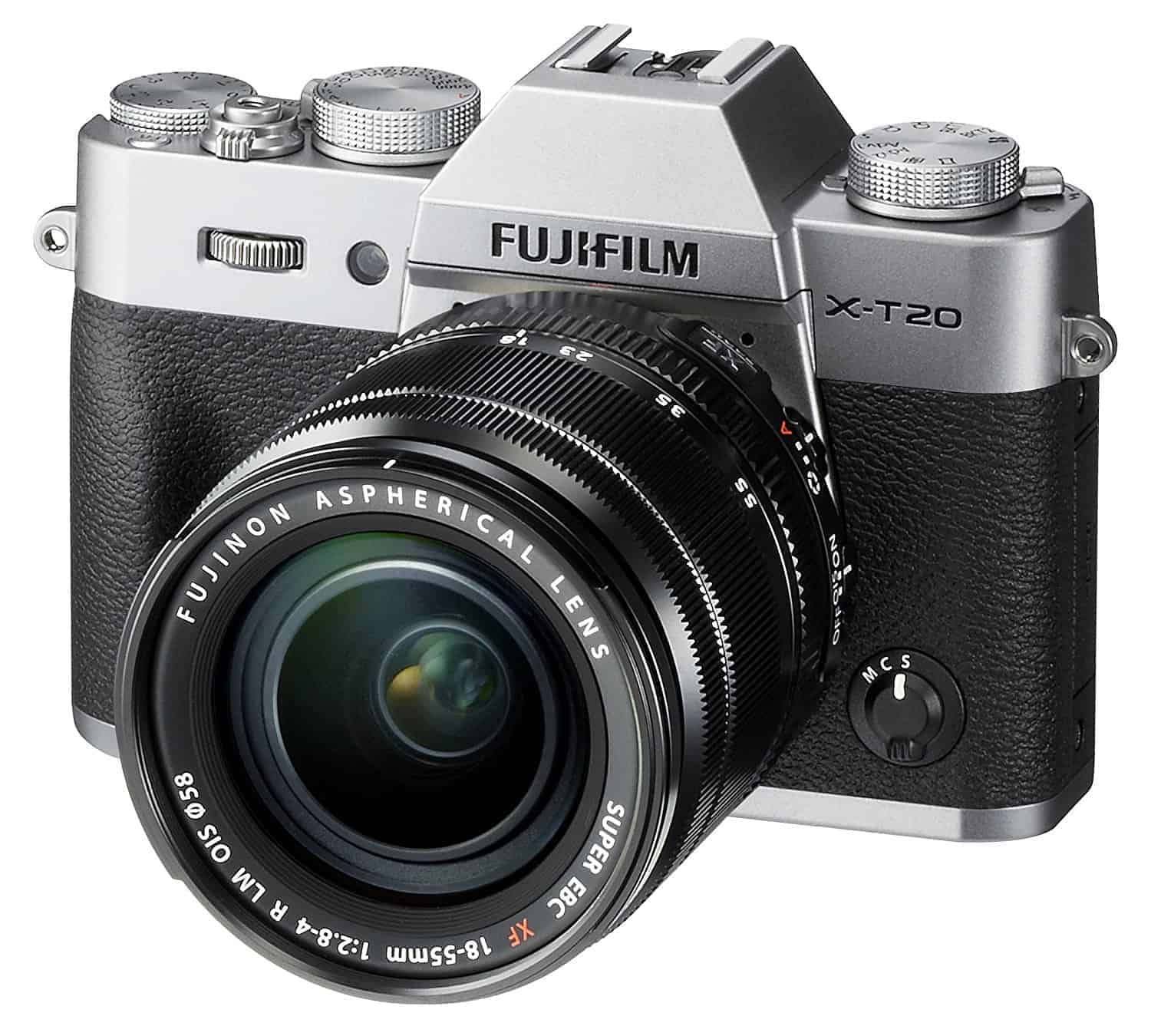 Fuji X-T20 Travel Camera for blogging