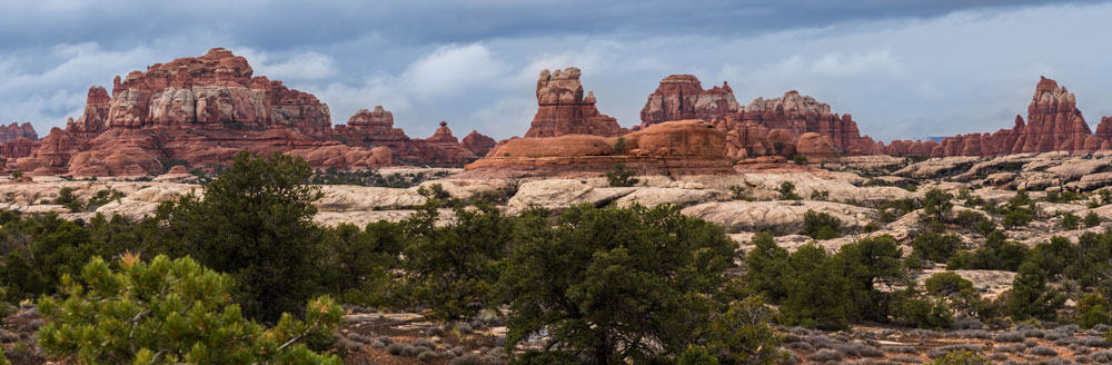 Needles Canyonlands National Park Utah
