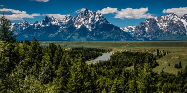 Best Places to Photograph Grand Teton