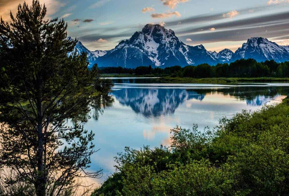 Grand Teton photography: Oxbow Bend