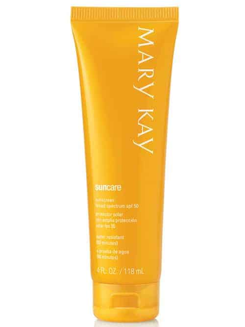 Mary Kay Sunscreen spf 50
