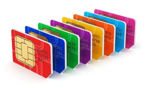 Sim cards for travel
