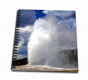 National Park Memory Drawing Book