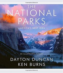The National Parks Americas Best Idea Book