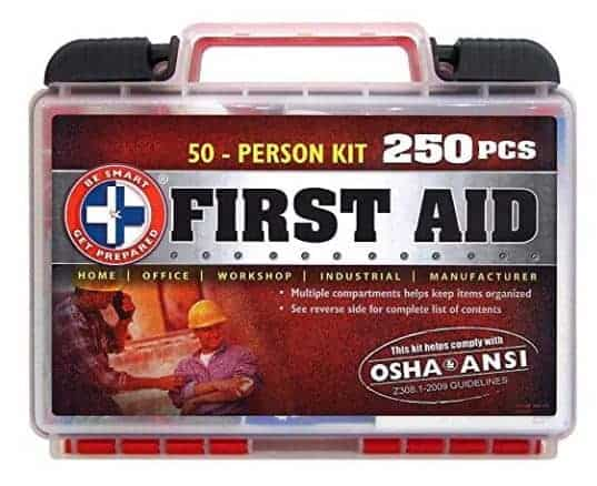 Road Trip Gift Idea: first aid kits