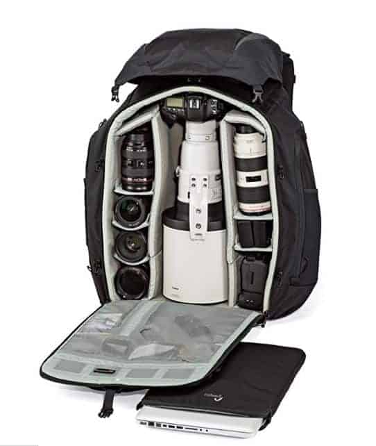 Lowepro Pro Trekker 650 Camera Backpack