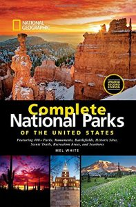 National Geographic Complete National Parks book