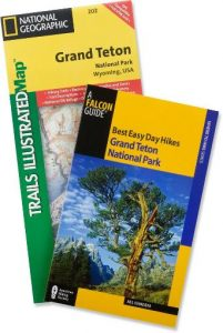 National Park maps and trail guides