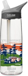 National Park Camelbak Water Bottle Yellowstone