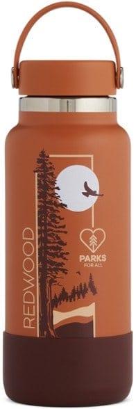 redwood national park hydroflask water bottle