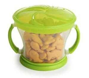 snack catcher cup