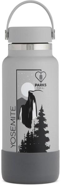 yosemite national park hydroflask water bottle