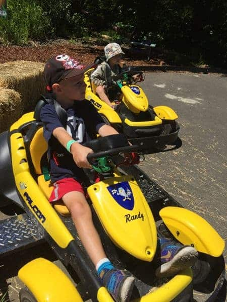 Mt. Hood Adventure Park is a fun place to take kids when visiting Oregon.