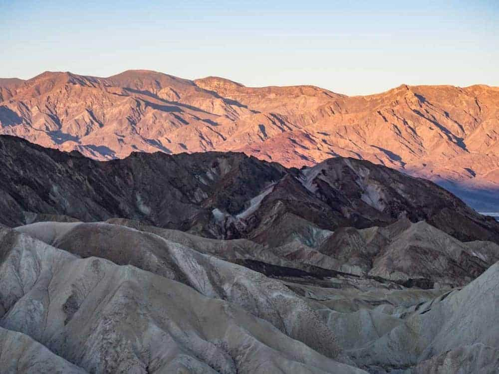 Death Valley National Park - US National Park List: 25 Beautiful Parks to Visit