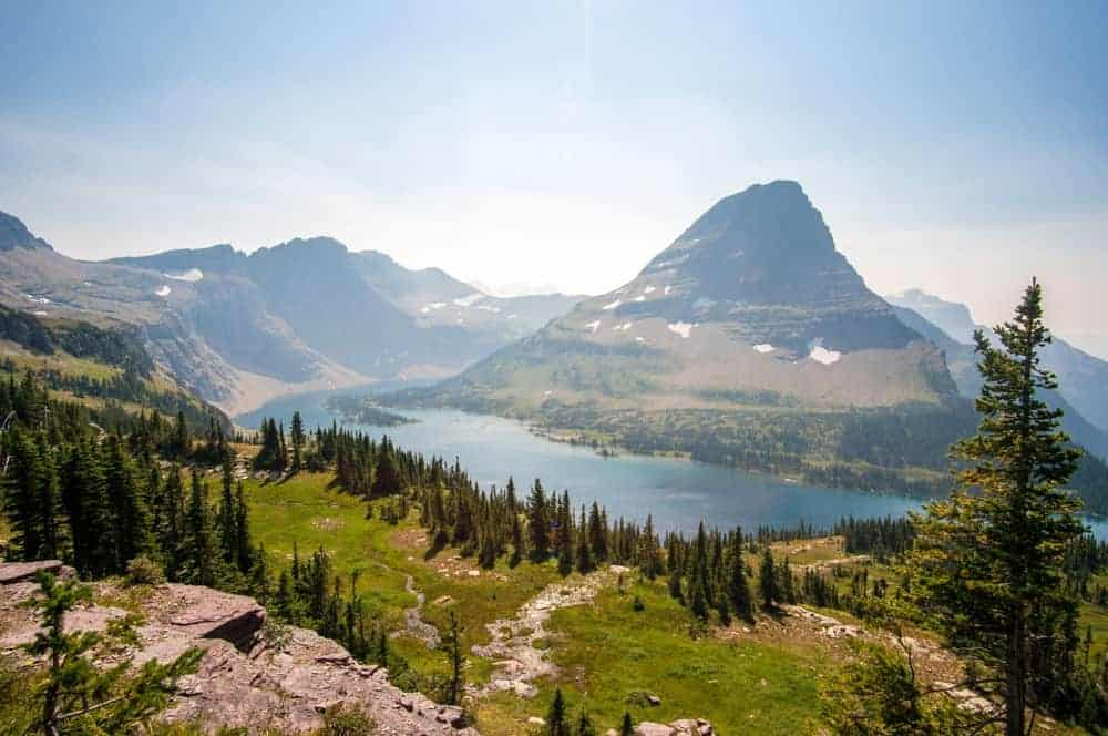 Glacier National Park - US National Park List: 25 Beautiful Parks to Visit