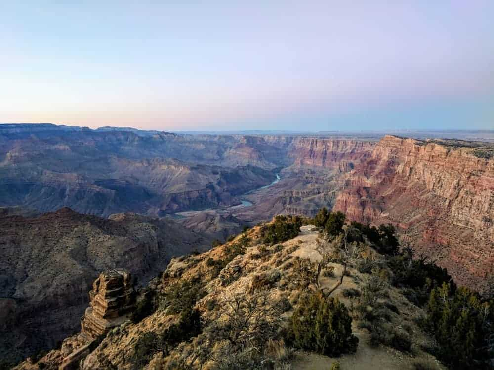 View of Grand Canyon - US National Park List: 25 Beautiful Parks to Visit