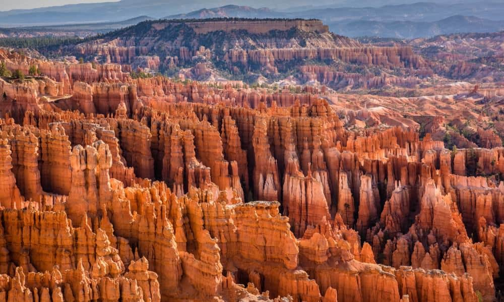 Colorful hoodoos at Bryce Canyon National Park in Utah - US National Park List: 25 Beautiful Parks to Visit