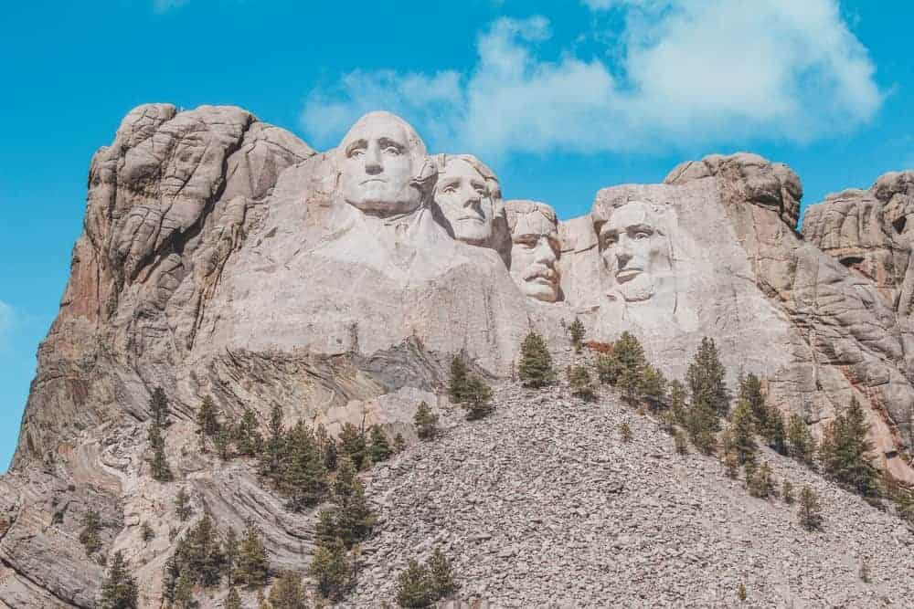 Mount Rushmore National Park - US National Park List: 25 Beautiful Parks to Visit