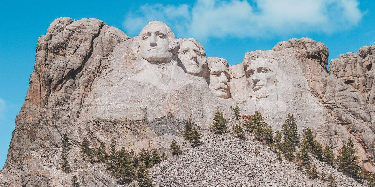 Add Mount Rushmore to your US National Parks list of places to visit.