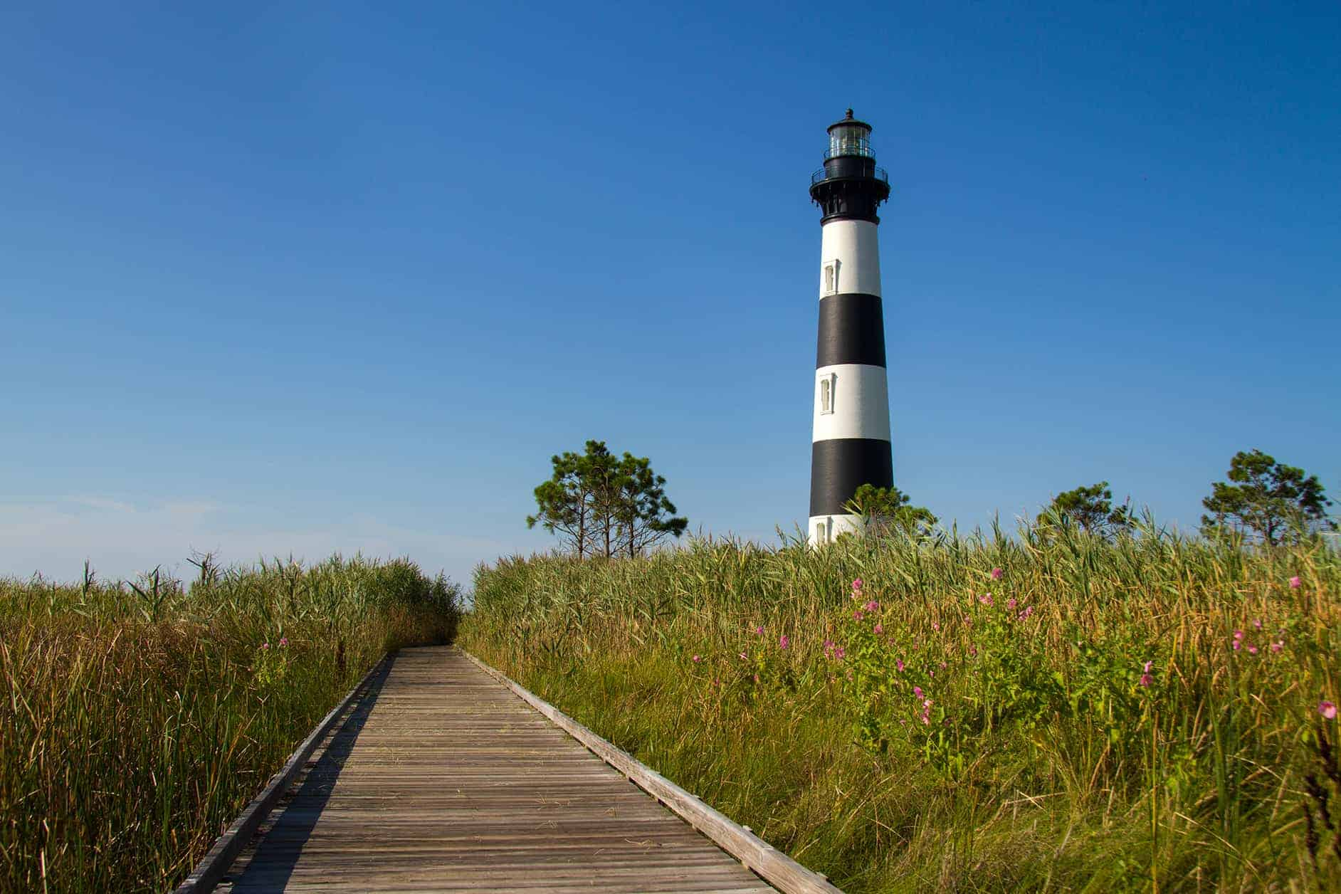 Cape Hatteras National Seashore lighthouse - US National Park List: 25 Beautiful Parks to Visit