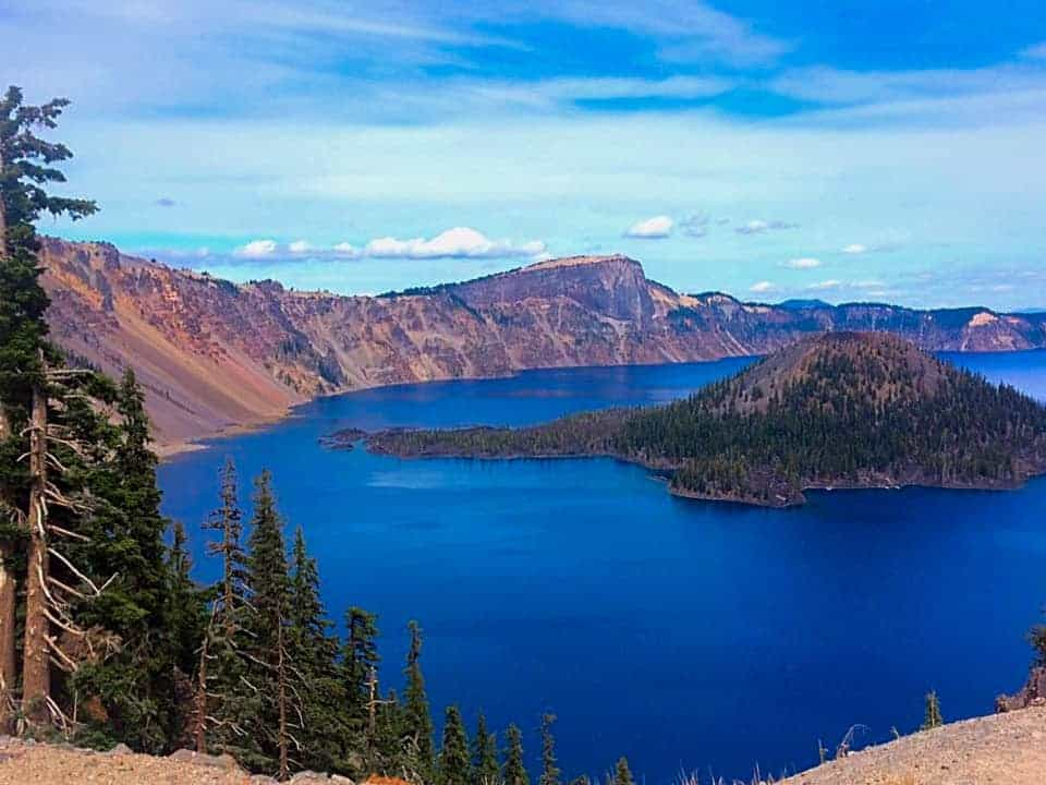 Crater Lake National Park - US National Park List: 25 Beautiful Parks to Visit